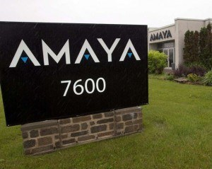 Amaya Montreal offices raided