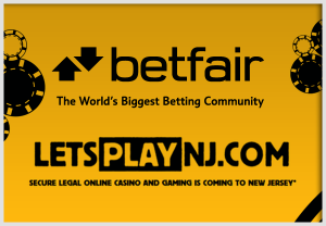 Betfair New Jersey online poker shutdown