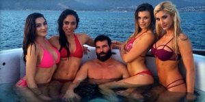 Dan Bilzerian bomb making arrest