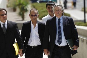 Paul Phua and son Darren plead not guilty