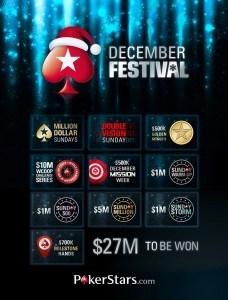 PokerStars December Festival