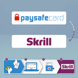 Skrill paysafe card USA