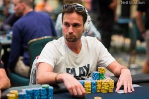 Juan Etcheverry Argentina PCa Main Event Day Four