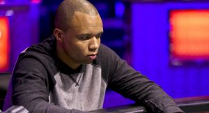 Phil Ivey 2015 Biggest Losers