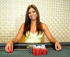 Men enter EPT Ladies Event