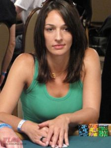 Kara Scott poker player
