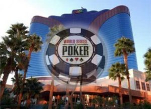 WSOP 2015 event schedule