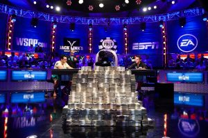 WSOP 2015 and 888poker satellite deal