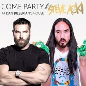 Dan Bilzerian hosts charity poker tournament.