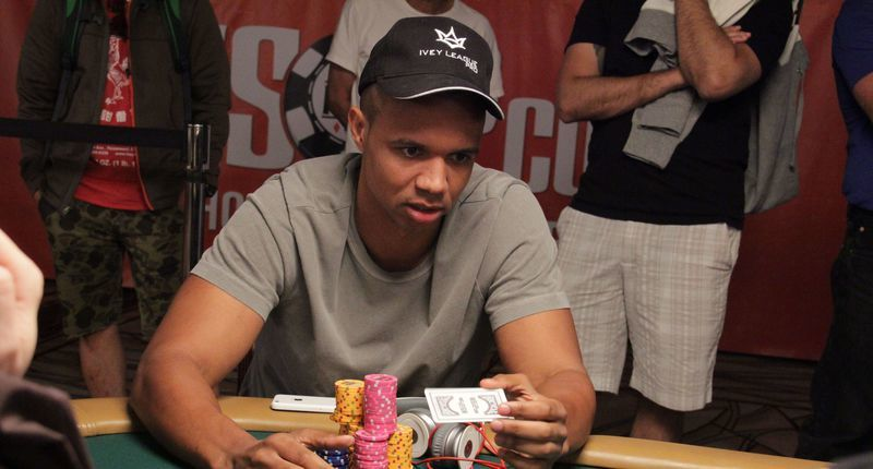 Phil Ivey Paul Phua FBI evidence dismissed