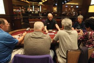Red Rock poker