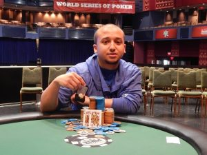 Ryan Jones WSOP-C Harrahs