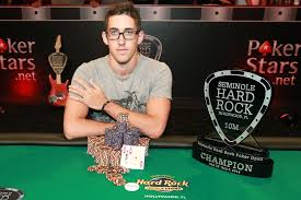 Seminole Hard Rock Poker Open 2015