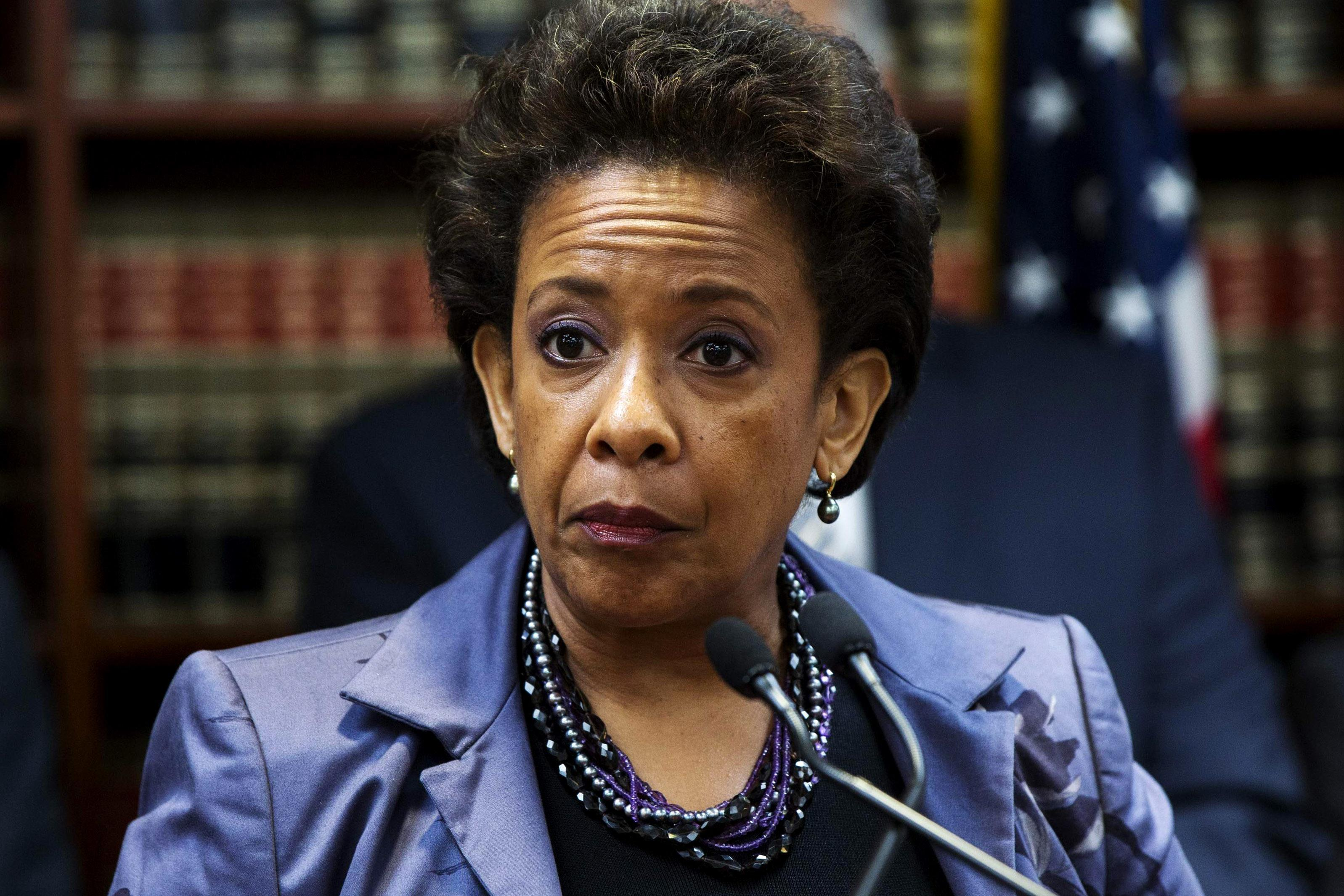Good news for US iGaming as Loretta Lynch is confirmed as Attorney General.