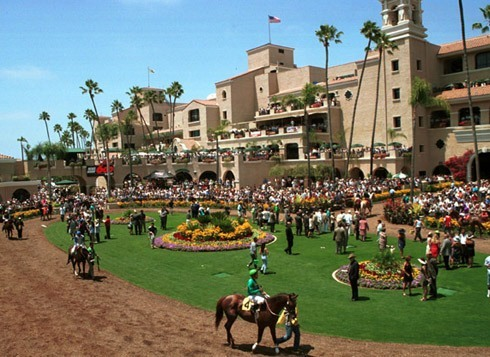 California racetracks online poker battle