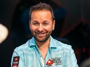 Daniel Negreanu, Jason Somerville, PokerStars' California online poker demo