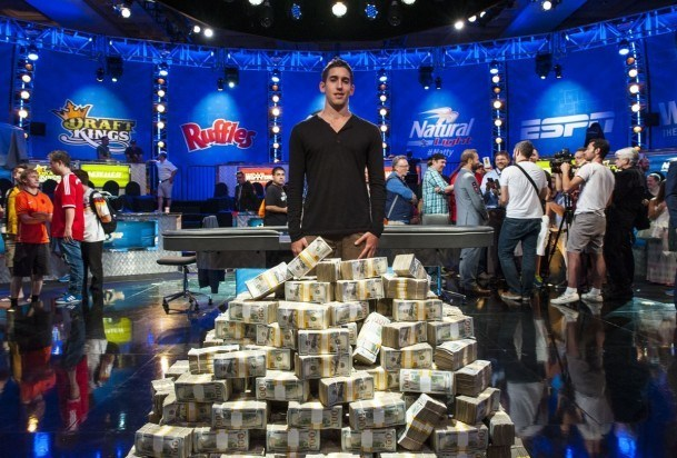 Daniel Colman High Roller for One Drop