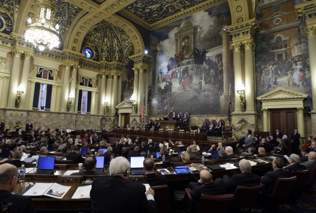 SB 900 Pennsylvania online poker bill
