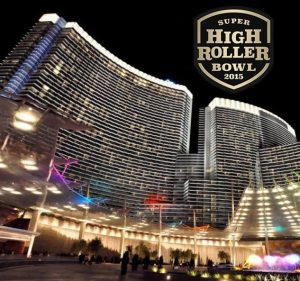 Super High Roller Bowl, Aria, NBC Sports Network, Poker Central