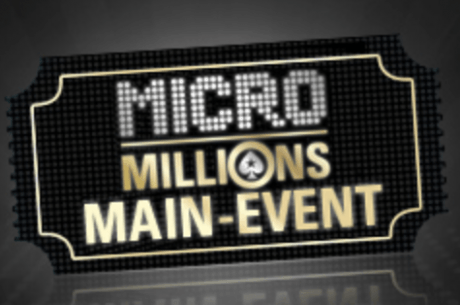 MicroMillions Main Event winner Canada