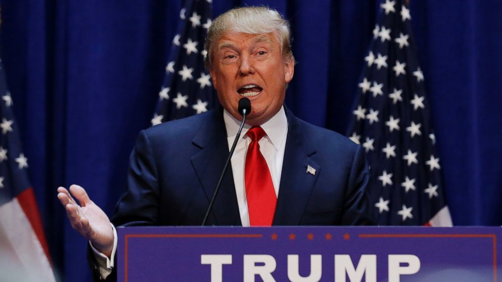 Donald Trump candidates online poker views
