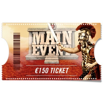 Winamax Main Event discounted entry fee