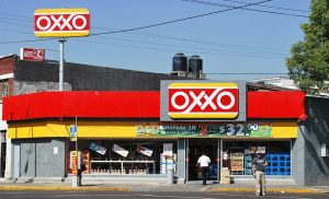PokerStars partners with OXXO stores.