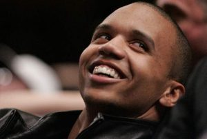 Phil Ivey enjoys a $400,000 upswing online.