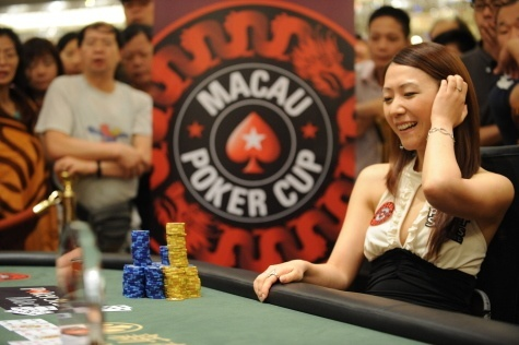 Macau Poker Cup Red Dragon