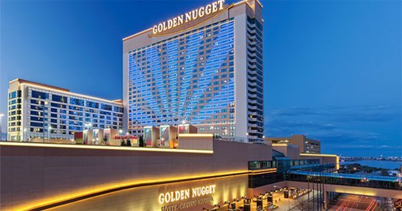 Golden Nugget Atlantic City online poker shutdown