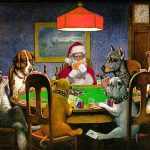 The holidays are a time for family, friends, and, um, poker, apparently, as operators roll out the promos to keep their December liquidity healthy. (Image: Ed Wheeler)