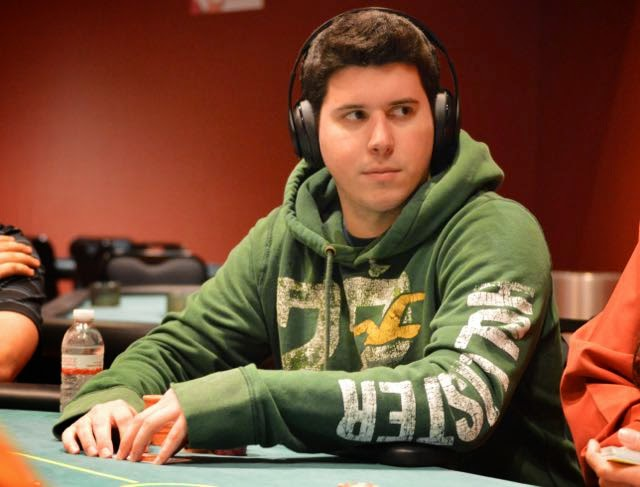 Josh Beckley 2015 WSOP November Niner