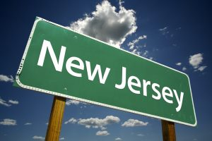 New Jersey online poker revenue.