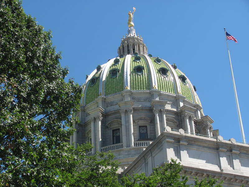 Pennsylvania online poker legislation