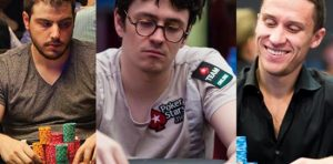 Stern, Haxton, Dvores PokerStars Amaya Meeting