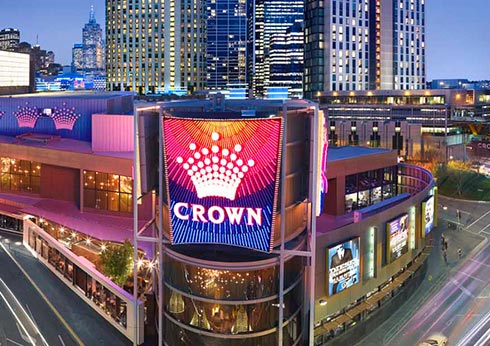 Hotel In Crown Casino Melbourne