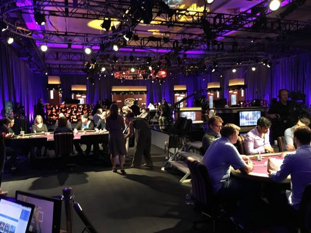 Aria $300,000 Super High Roller Bowl 2016