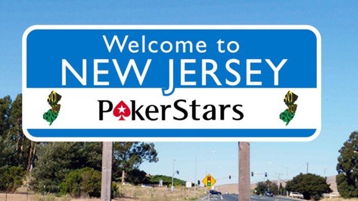 PokerStars NJ April revenue spike