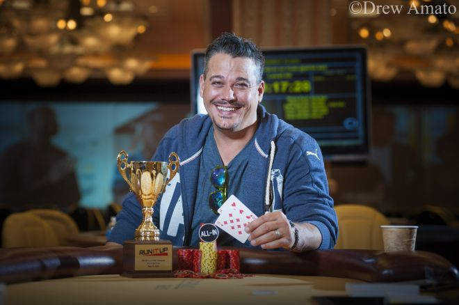 Rob Mariano Run It Up Reno winner
