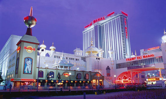 Trump Taj Mahal Poker Room in Atlantic City to Reopen May 13