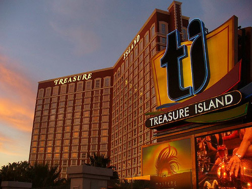Treasure casino fantasy springs resort casino hotel