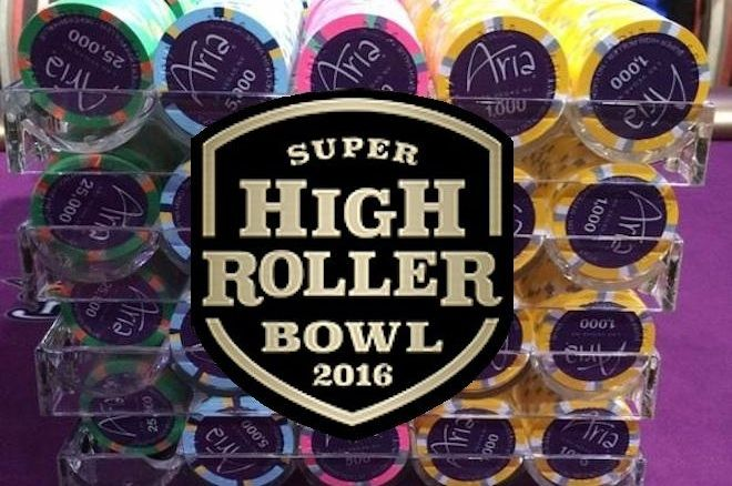 Aria Super High Roller