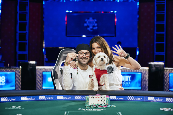 Jason Mercier 4th WSOP gold bracelet 2016