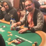 "I'm tawkin' to you: Daniel Negreanu, seen here at the Rio over the weekend, has something he wants to say to Chris ""Jesus"" Ferguson about the latter's refusal to apologize about Full Tilt. (Image: CardsChat.com exclusive)"