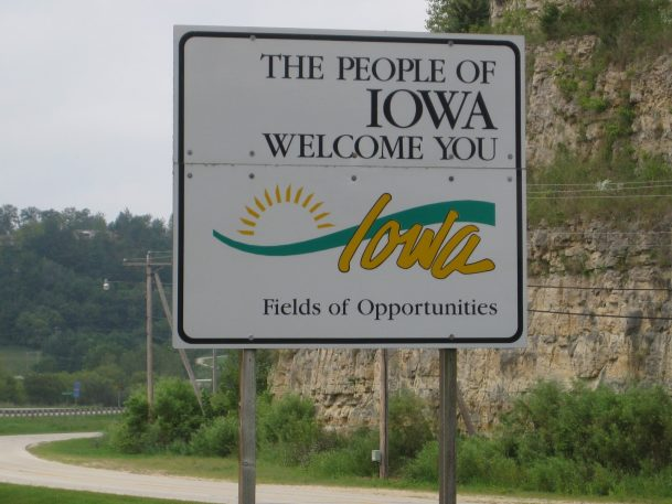 Gambling up in Iowa online poker revisit