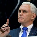 Indiana Governor Mike Pence, the Republican nominee for vice president, has proved himself to be a steadfast opponent of regulated online poker in the past. (AP/Darron Cummings)