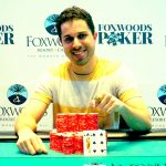 New Jersey's Julian Sacks bested his 2014 performance at this year's WSOP Circuit Foxwoods Main Event. This is his first gold ring win. (Image: WSOP)