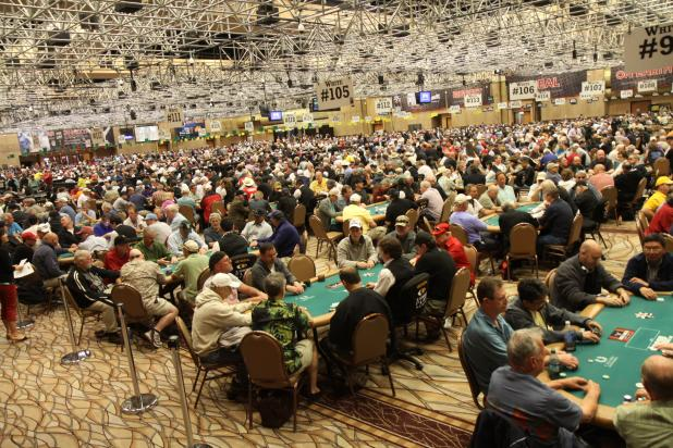 Nevada Poker Rooms Make Big Money Comeback As Revenues Surge