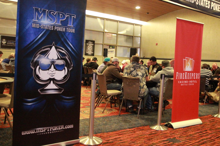 MSPT Fall Preview: Ho-Chunk and Michigan State Poker Championship Among Upcoming Events