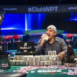 Mike Shariati, the 2015 WPT Legends of Poker champion, is still alive heading into Day Three as he attempts to defend his crown on Tuesday.  (Image:  worldpokertour.com)